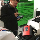 TEXA motorcycle diagnostic Liverpool Merseyside North West P3Tuning